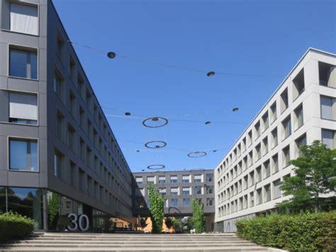 Theresienhöhe 30 München neubau des verwaltungsgeb 228 udes theresienh 246 he 30 in m 252 nchen