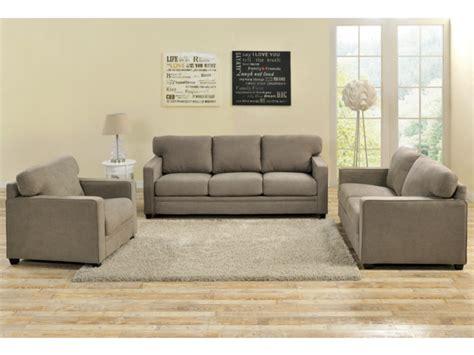 canap fauteuil canapé et fauteuil en tissu casilda anthracite