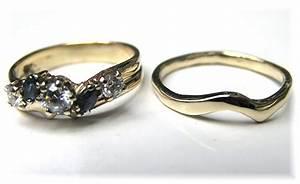 15 best of breakaway wedding bands With breakaway wedding ring