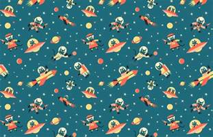 Xmas Gift Wrapping Paper