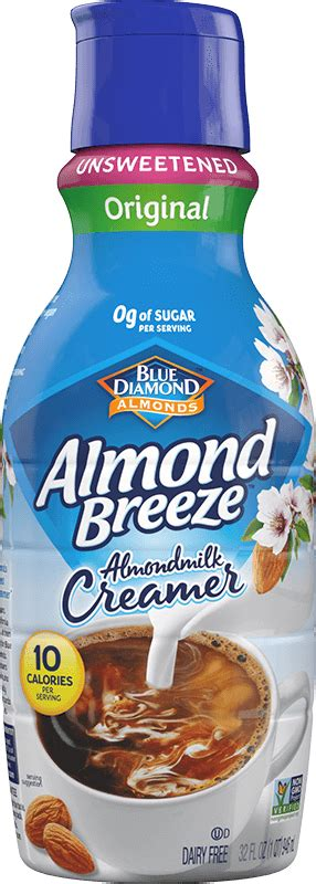 It might be, or it might not. Non Dairy Unsweetened Coffee Creamer in 2020   Almond breeze, Unsweetened, Sugar free coffee creamer