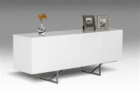 chrysler white high gloss buffet las vegas furniture
