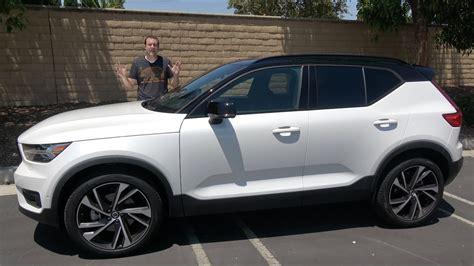 volvo xc40 jahreswagen the 2019 volvo xc40 is the coolest volvo in decades