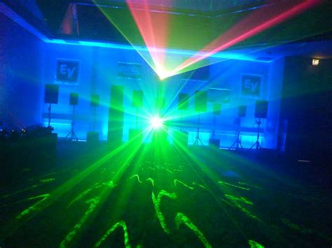 laser projection lights new three dimensional laser light show projectors are here