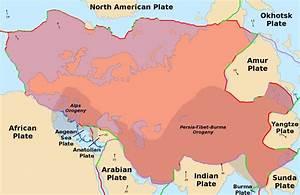 Den Eurasiske Kontinentalplade
