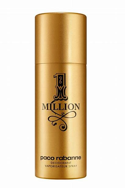 Million Rabanne Paco Deodorant Spray Desodorante Masculino