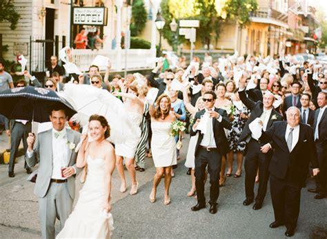 Fun And Festive New Orleans Wedding