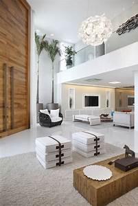 Casa Com P U00e9 Direito Duplo Moderna