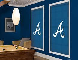 Officially Licensed MLB? Atlanta Braves Window Blinds