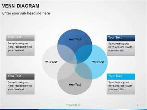 venn diagram powerpoint template youtube