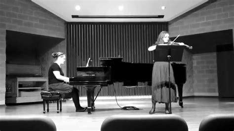 Piano And Violin Duo