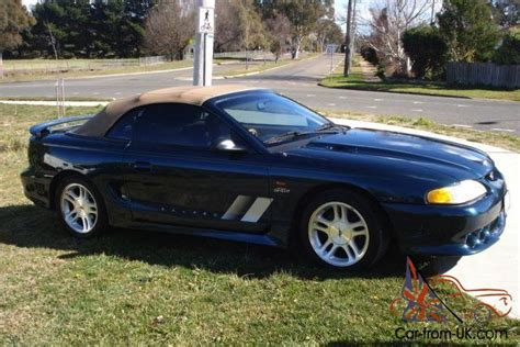 1997 Ford Mustang Gt Convertible Saleen S281 In Sydney, Nsw