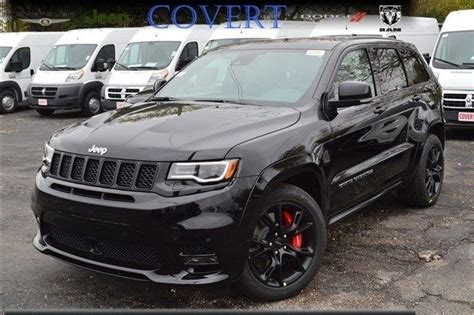 1c4rjfdj7hc683464 J09117 New Jeep Grand Cherokee Srt