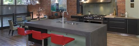 Kitchen Ideas Pictures - concrete countertops how to articles photos and designs