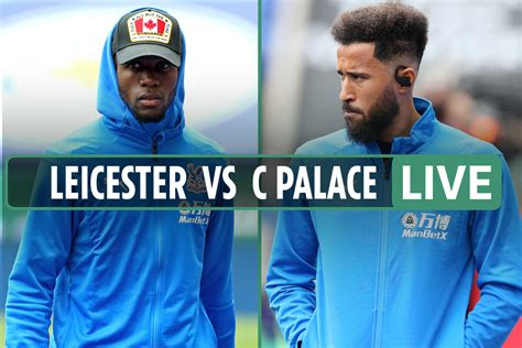 Leicester vs Crystal Palace LIVE: Flow FREE, TV channel ...