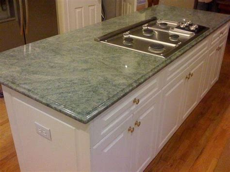 1000 ideas about green granite countertops on