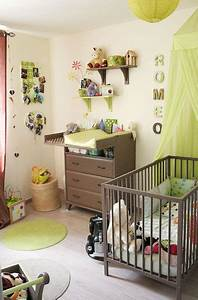 idee deco pour chambre bebe garcon With chambre pour bebe garcon