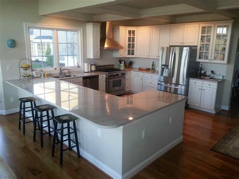 kitchen l shaped island l shaped kitchen diner with island deductour com