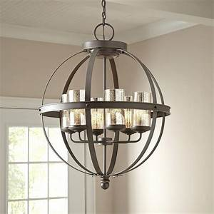 Metal globe light fixture lamps ideas