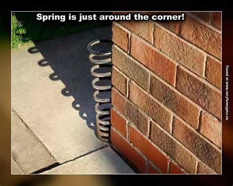 spring  lurking   corner  funny pics