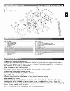 Blue Max Model 12a Garage Door Opener Manual