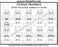 12 best numbers in words images free printable