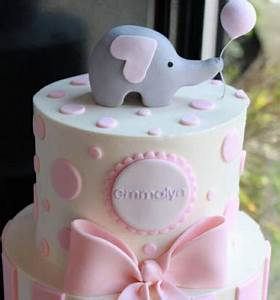 Baby shower cakes for girls – Decoration ideas Little