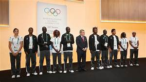 Refugee Olympic Athletes Deliver Message of Hope for ...