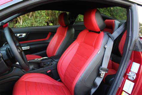 ruby red  showstopper red interior