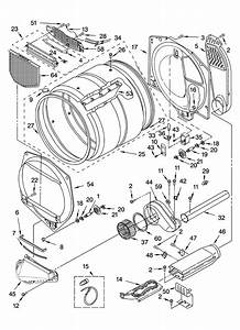 Wiring Diagram  30 Kenmore Gas Dryer Parts Diagram