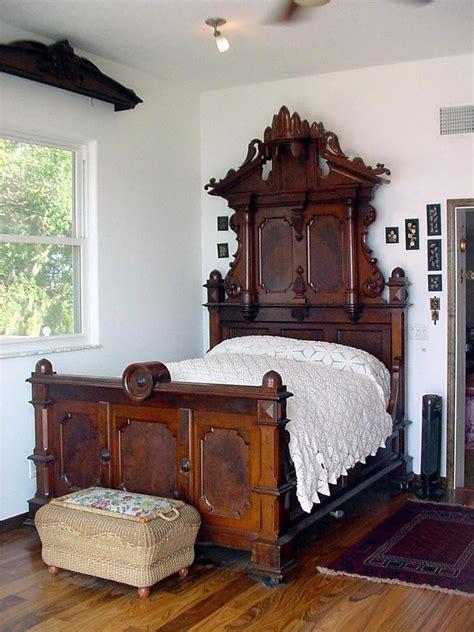 thomas brooks renaissance revival  bedroom suite