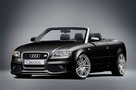 Rs4 Look Voor Audi A4 Cabriolet Tuning Styling Rs 4
