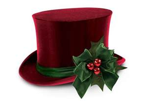 christmas top hat christmas hats pinterest l1rejh clipart kid