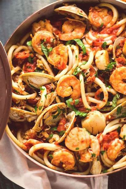 Impressive Seafood Date Pasta Dinner Kaynağı Yerlibebe
