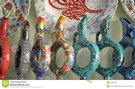ceramics souvenir shop traditional vases royalty free stock image image 32265626 turkish souvenirs ceramics stock photo image 42667295