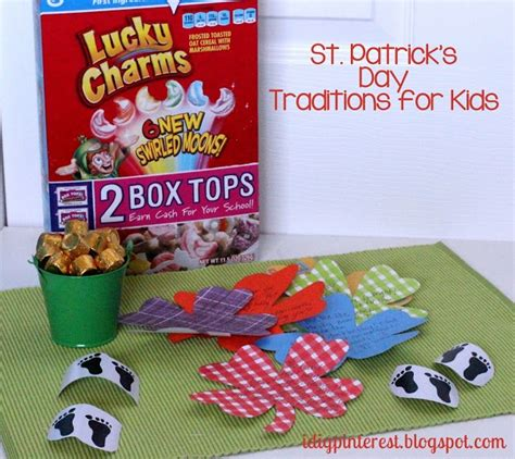 st s day traditions st patricks day traditions for kids when i m older pinterest