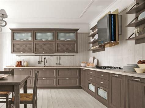 cuisine moderne grise la cuisine rétro moderne 94 idées déco à essayer