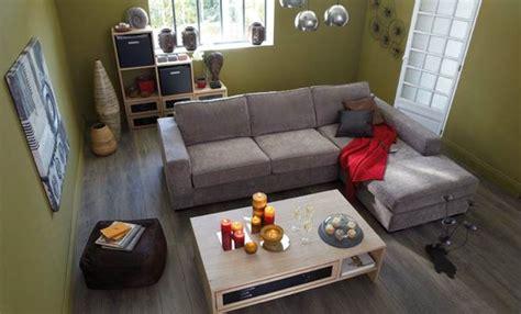 deco canapé deco salon avec canape gris obasinc com