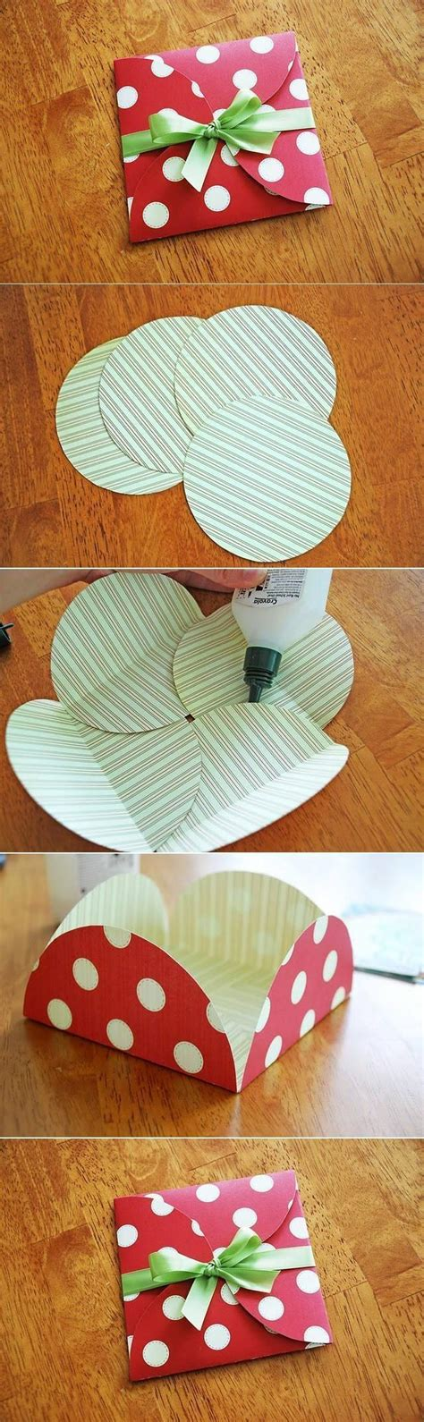 creative gift card holders  images easy diy