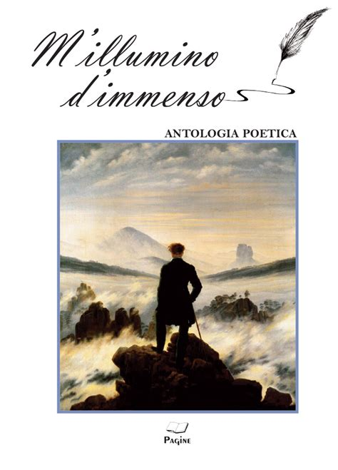 m illumino d immenso poesia m illumino d immenso 1 poeti e poesia