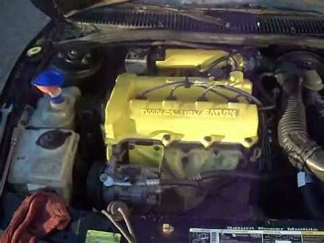 how cars engines work 1993 saturn s series security system 1995 saturn s series sc2 engine rebuild youtube