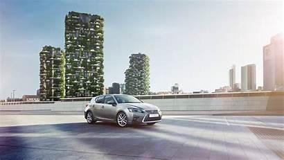 Lexus Ct 4k 200h Frankfurt Premieres European