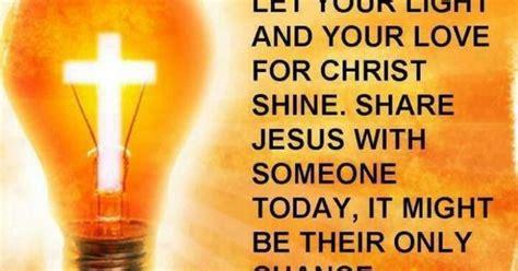 share jesus   today
