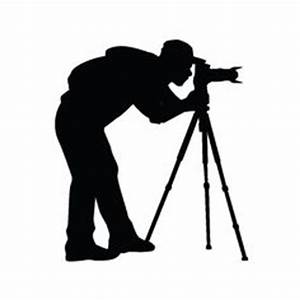 Camera clipart black and white free clipart