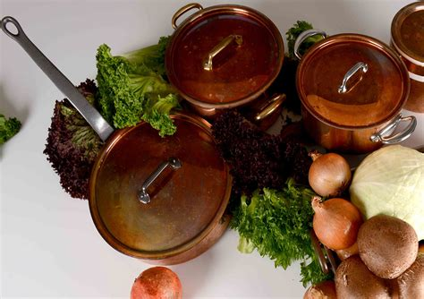 mauviel mtradition tin lined copper cookware mauviel cookware
