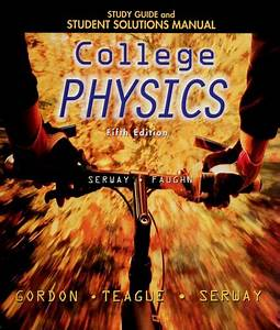 Study Guide And Student Solutions Manual  1999 Edition