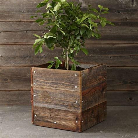 planter box outdoor living