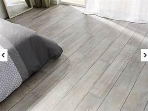 Lino Effet Parquet : sol vinyle imitation parquet effet joint vieilli ref lame ~ Melissatoandfro.com Idées de Décoration