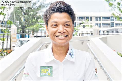 Seko to become brand ambassador for 2018 PNG Golf Open ...