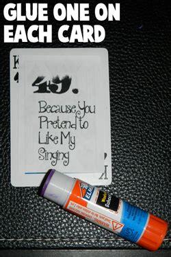 turn  deck  cards    reasons  love  book